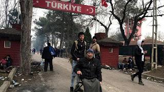 """العفو الدولية """"تدعو اليونان وبلغاريا إلى قبول المهاجرين"""