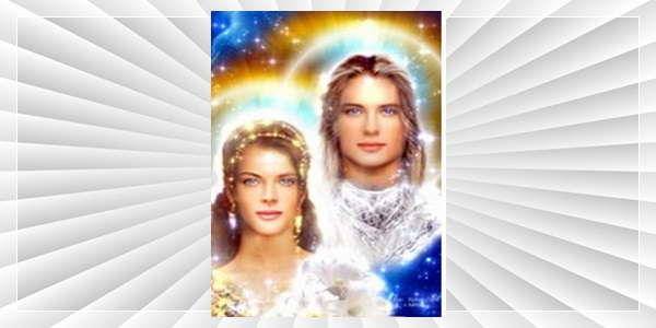 4º Raio Branco  - Elohins Claire e Astrea