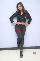 Neha Deshpandey in Black Jeans and Crop Top Cute Pics Must see ~  Exclusive Galleries 028.jpg