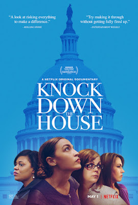 Póster documental Knock Down the House