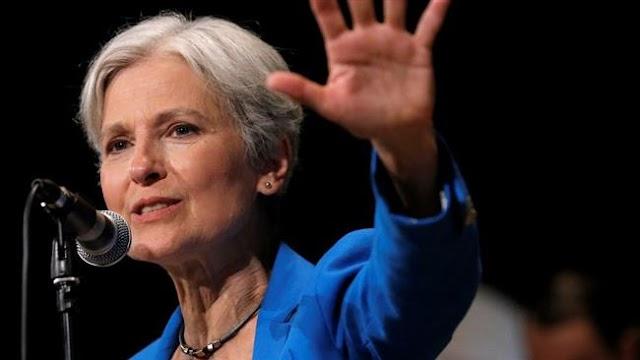 Green Party's Jill Stein raises $4.5 million for US presidential vote recounts