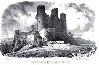 Patrimoine de l'Allier: Bourbon l'Archambault