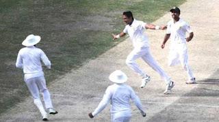Dubai Test: Abbas draws PAK to victory with 3 wickets