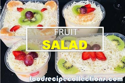 Fruit Salad Cream Cheese