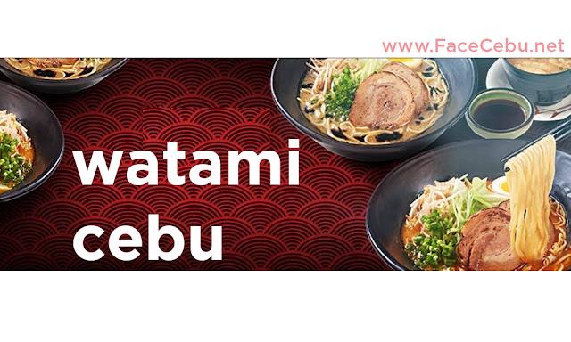 Watami-Cebu-Contact-details