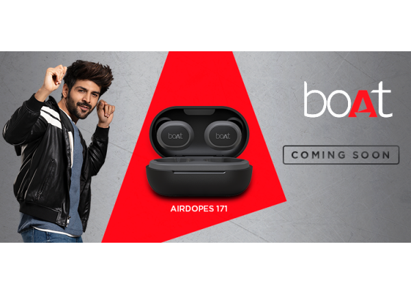 Boat Airdopes 171 Wireless Bluetooth Earbuds Price in India