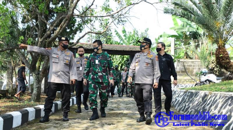 Solidaritas Alumni AKABRI 89 Berlanjut ke Tamansari Bogor, Bantu Penghuni Rumah Reyot dan Anak Cacat