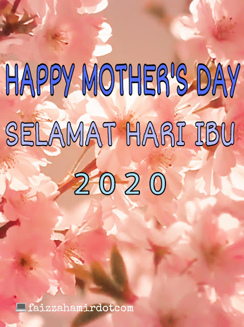 Happy Mother's Day 2020!