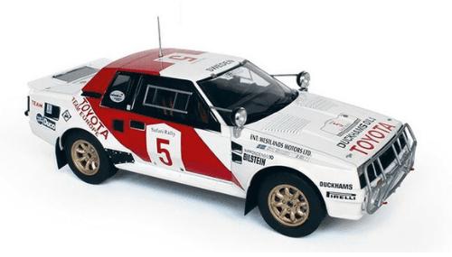 WRC collection 1:24 salvat españa, Toyota Celica Twin Cam Turbo 1:24
