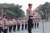 Dankorbrimob Polri Pimpin Upacara Korps Raport di Jajaran Korps Brimob  Periode 1 Juli 2020