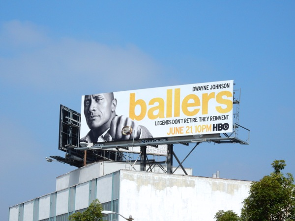 Ballers season 1 billboard