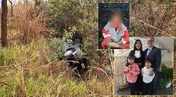 Budak Lelaki 6 Tahun Merayau Berseorangan Selama 48 Jam Di Lebuh Raya Selepas Ibubapanya Terbunuh Akibat Kereta Terbabas