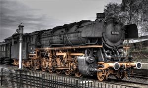 Driving power of Train – Palsuvai Thoranam