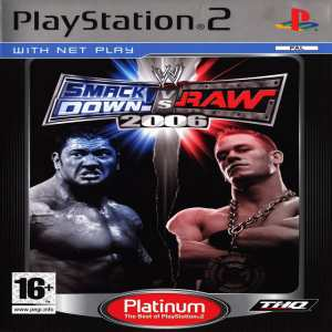 download smackdown vs raw 2006 pc game full version free