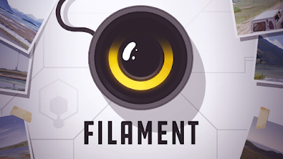Filament header We Know Gamers