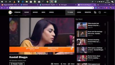 kundali bhagya episodes