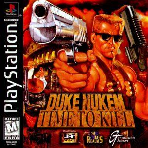 Baixar Duke Nukem: Time to Kill (1998) PS1 Torrent