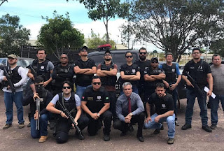 POLÍCIA CIVIL RESOLVE ATRAVÉS DE MEDIAÇÃO, OCUPAÇÃO DE PROPRIEDADE RURAL EM JACUNDÁ.