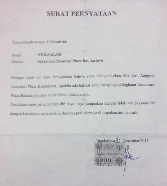 Pengelolaan BJP Carut Marut, LSM LP2TRI Adukan PT.PJB ke Bupati Lamteng