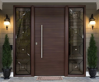 Desain pintu rumah
