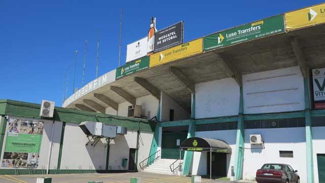 Estádio do Bonfim Setúbal