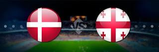 Грузия – Дания смотреть онлайн бесплатно 8 сентября 2019 прямая трансляция в 19:00 МСК.