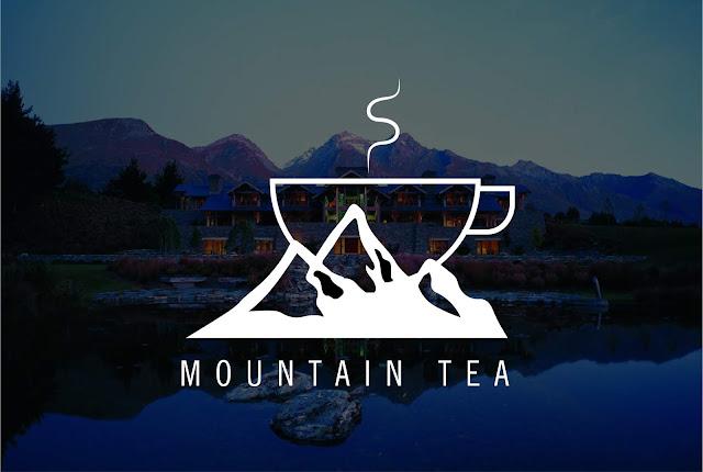 Mountain Tea Logo Design