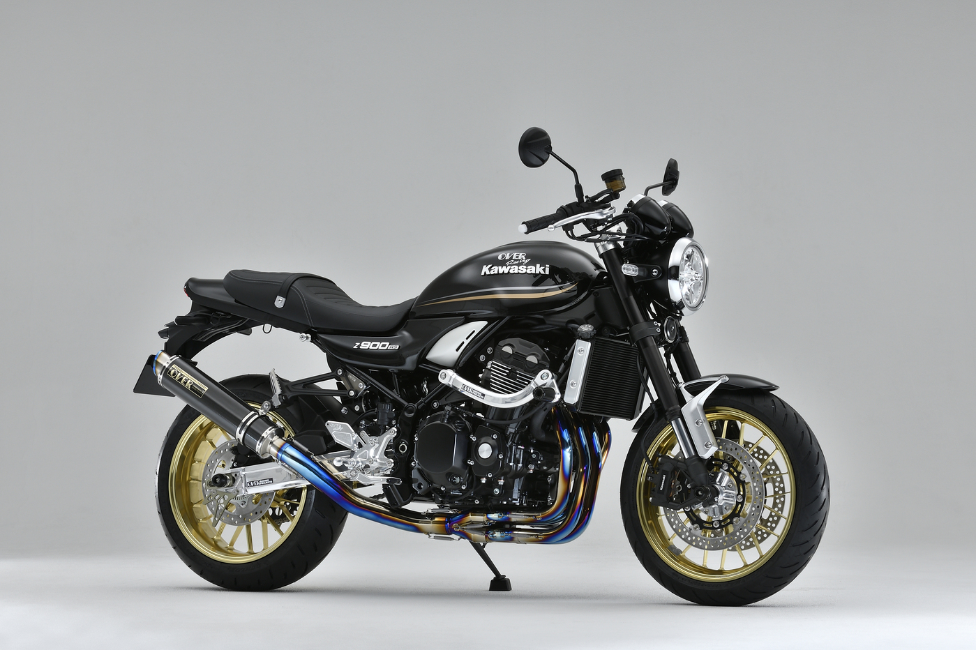 Kawasaki Z900 RS By Over