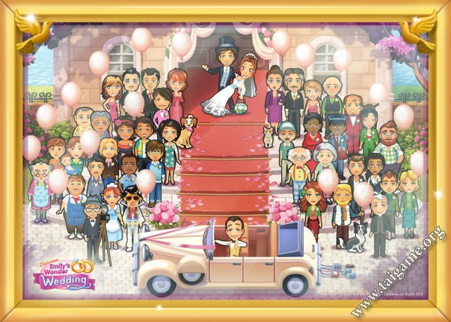 So Are You Up To Take The Challenge Make A Wondrous Wedding For Emily