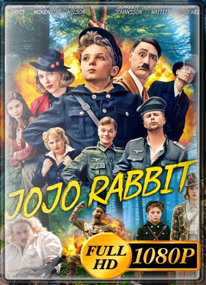 Jojo Rabbit (2019) FULL HD 1080P LATINO/INGLES