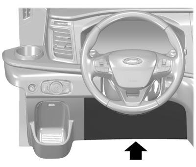 Driver Compartment Fuse Box Location