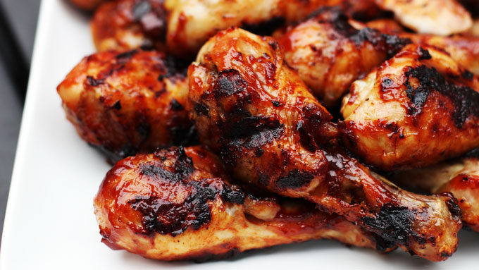 Baked Chicken Recipes Oven Boneless Bbq