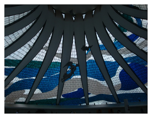 7 maravilhas de Brasília - Catedral