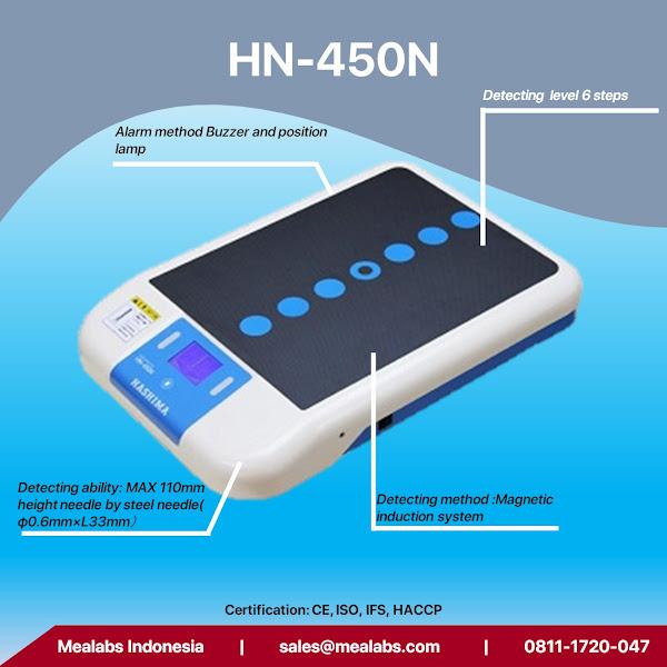 HN-450N Table Top Needle Detector