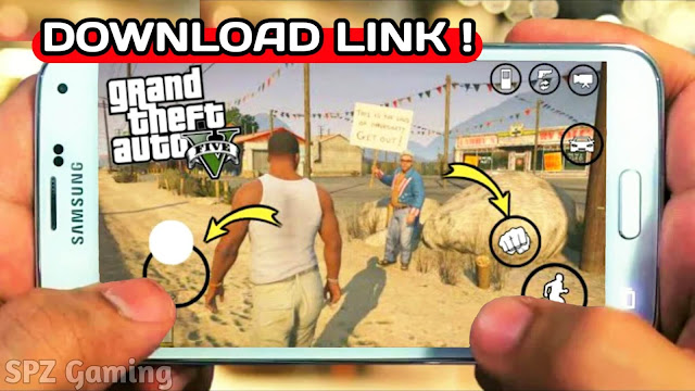 DOWNLOAD REAL GTA V FOR ANDROID 2020 | 100% WORKING | GTA 5 HIGHLY COMPRESSED