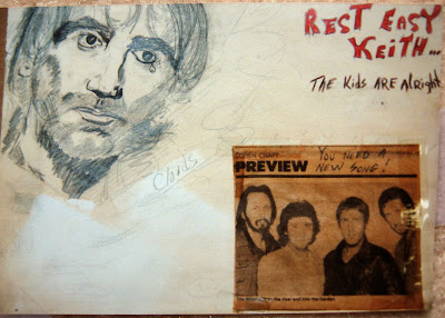 My idea for a Keith Moon poster