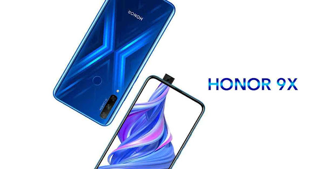Honor 9x price spcifications