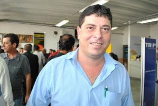 Vereador Igor Macário