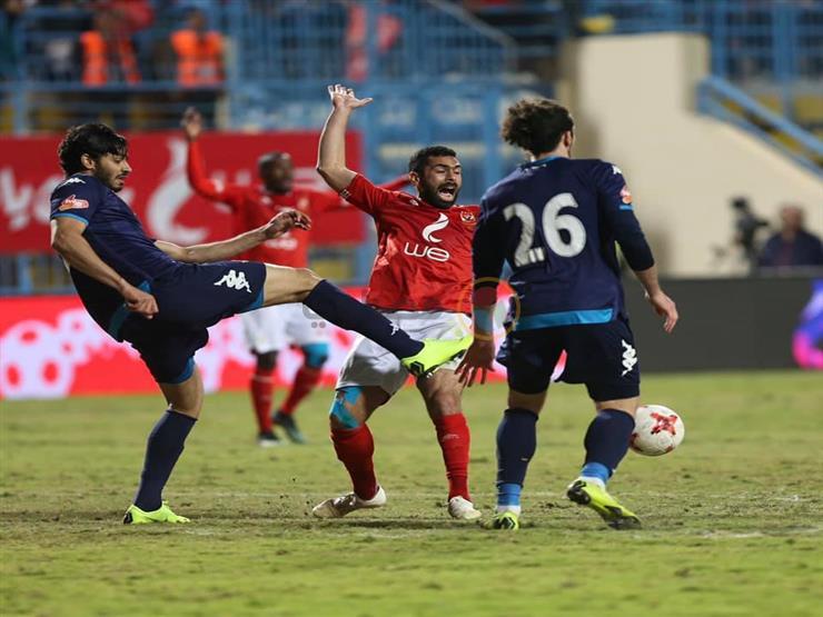 ملخص مباراة الأهلي وبيراميدز 1-0 وخروج مهين للاهلي من كأس مصر