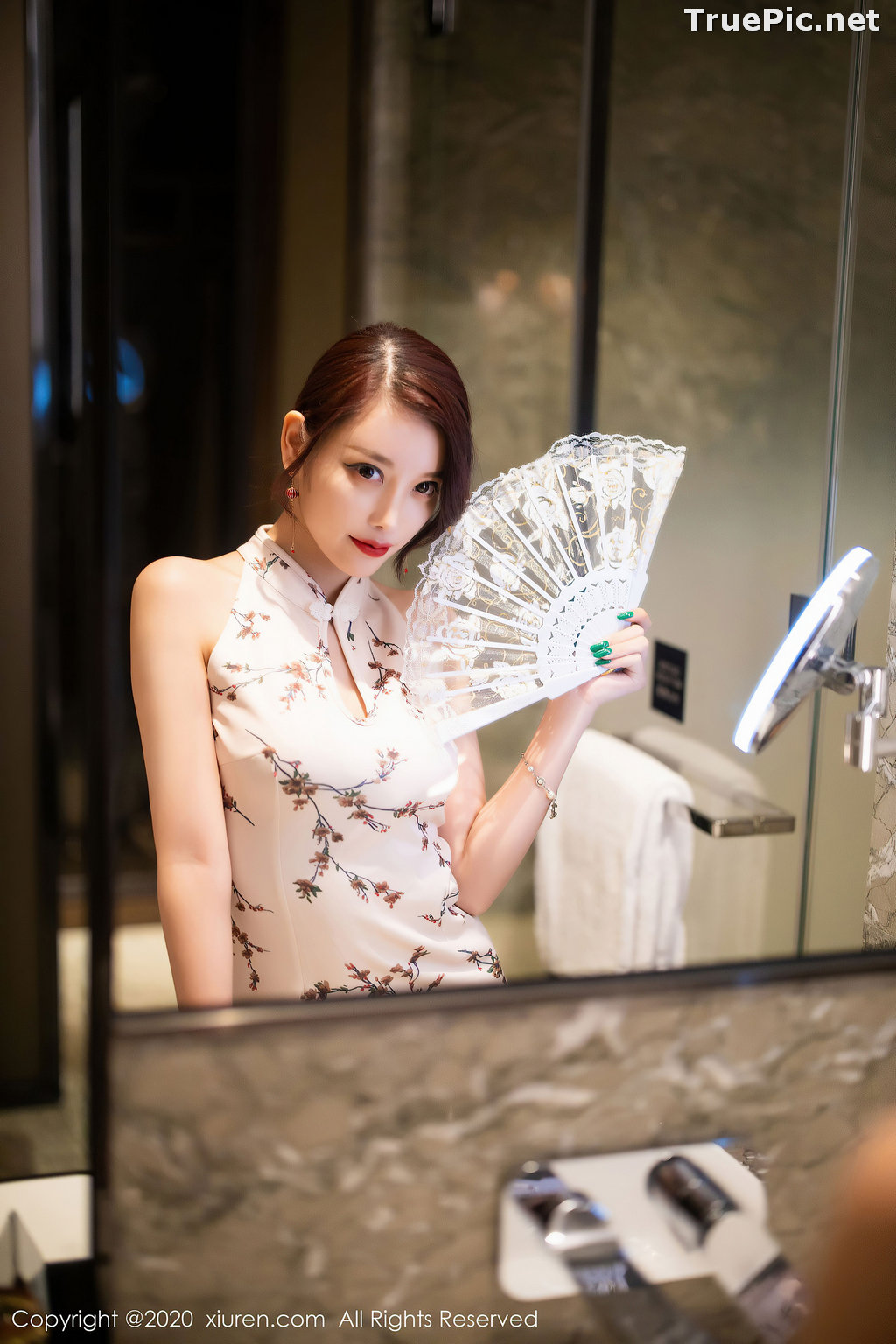 Image XIUREN No.2487 - Chinese Sexy Model - Yang Chen Chen (杨晨晨sugar) - TruePic.net - Picture-1