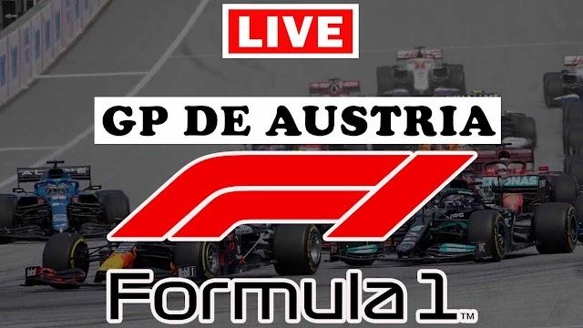 EN VIVO | Gran Premio GP de Austria Fórmula 1 F1 2021 | Ver gratis la carrera En Directo
