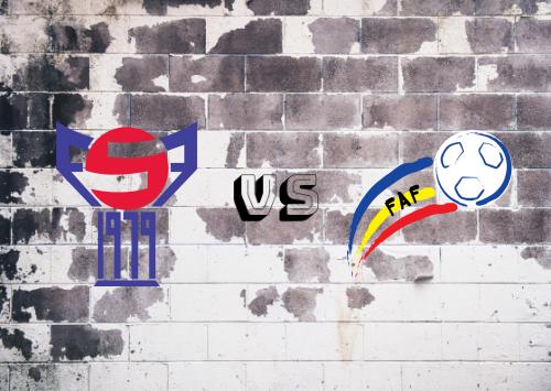 Islas Faroe vs Andorra  Resumen