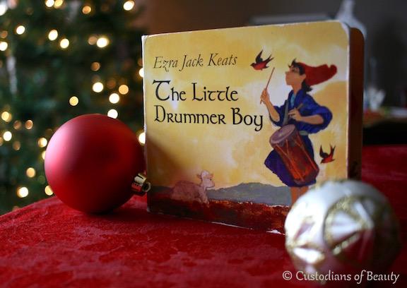 Advent Book: The Little Drummer Boy | by CustodiansofBeauty.blogspot.com