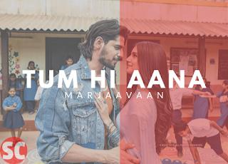 Tum Hi Aana Guitar chords | Marjaavaan | Riteish D, Sidharth M, Tara S | Jubin Nautiyal