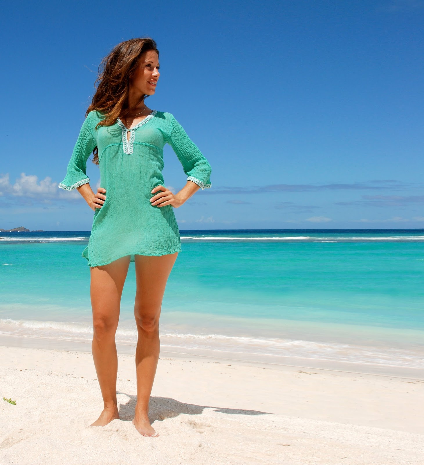How to Select Best Beachwear and Matching Pareo