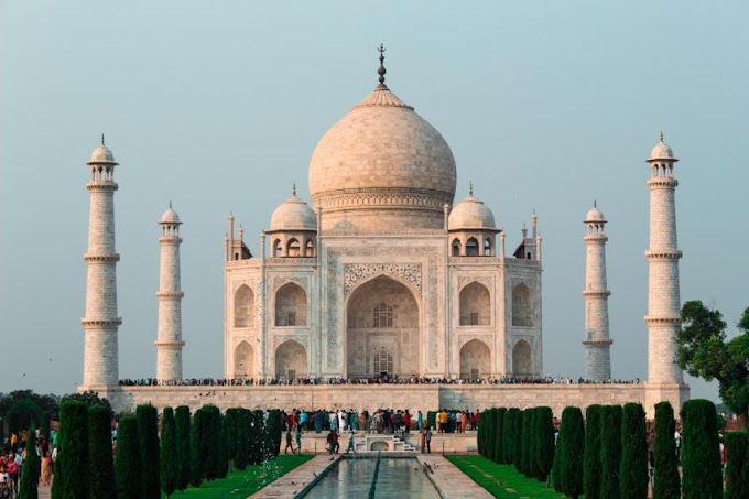 25 Intresting Facts About Taj Mahal