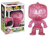 Funko Pop! Pink Ranger Glitter