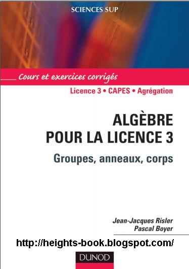PDF TÉLÉCHARGER JINTEGRE GRATUITEMENT ALGEBRE