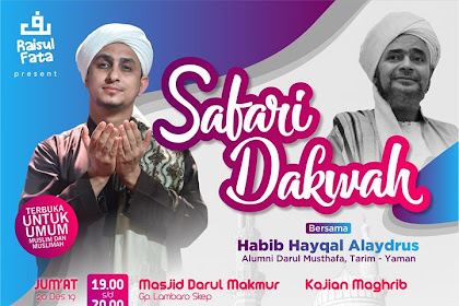 Komunitas Aneuk Muda Banda Aceh, Peuduek Safari Dakwah Habib Hayqal Alaydrus
