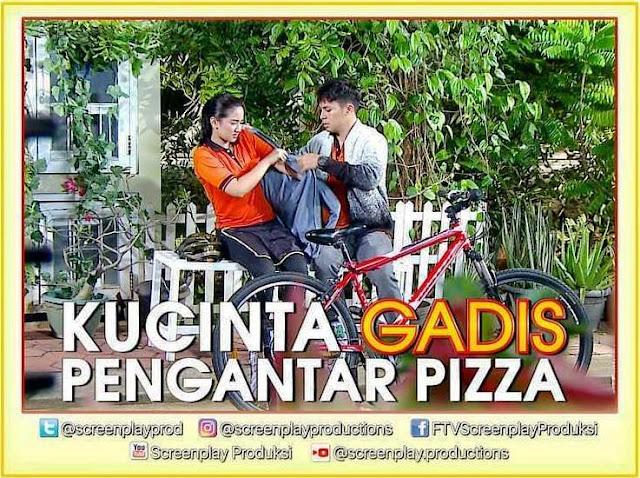 Daftar Nama Pemain FTV Kucinta Gadis Pengantar Pizza SCTV Lengkap